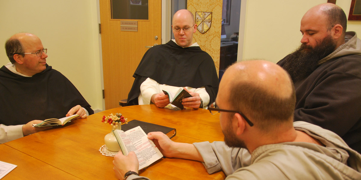 Dominican friars provide health-care-ministry formation to seminarians and priests